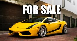 Lambo for sale