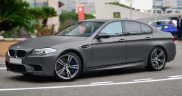 ​Top Three Fast Saloon Cars