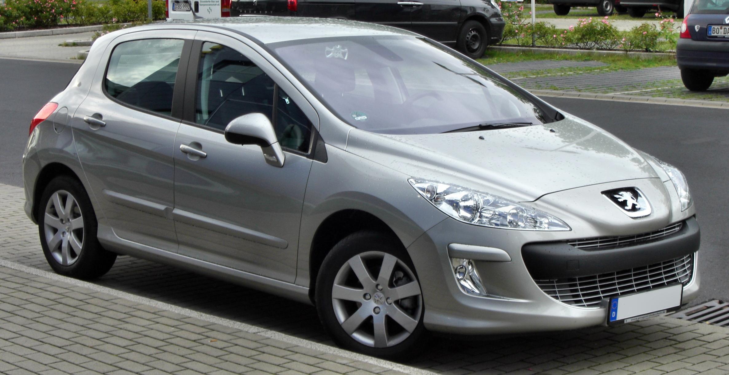 Peugeot 308 SW Estate