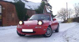 Snow MX5