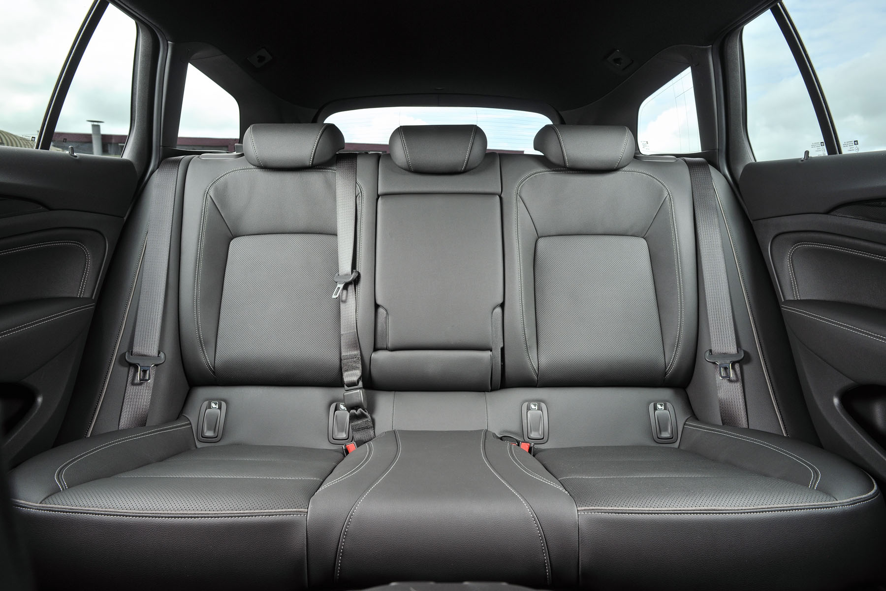 Vauxhall Insignia Sports back seats