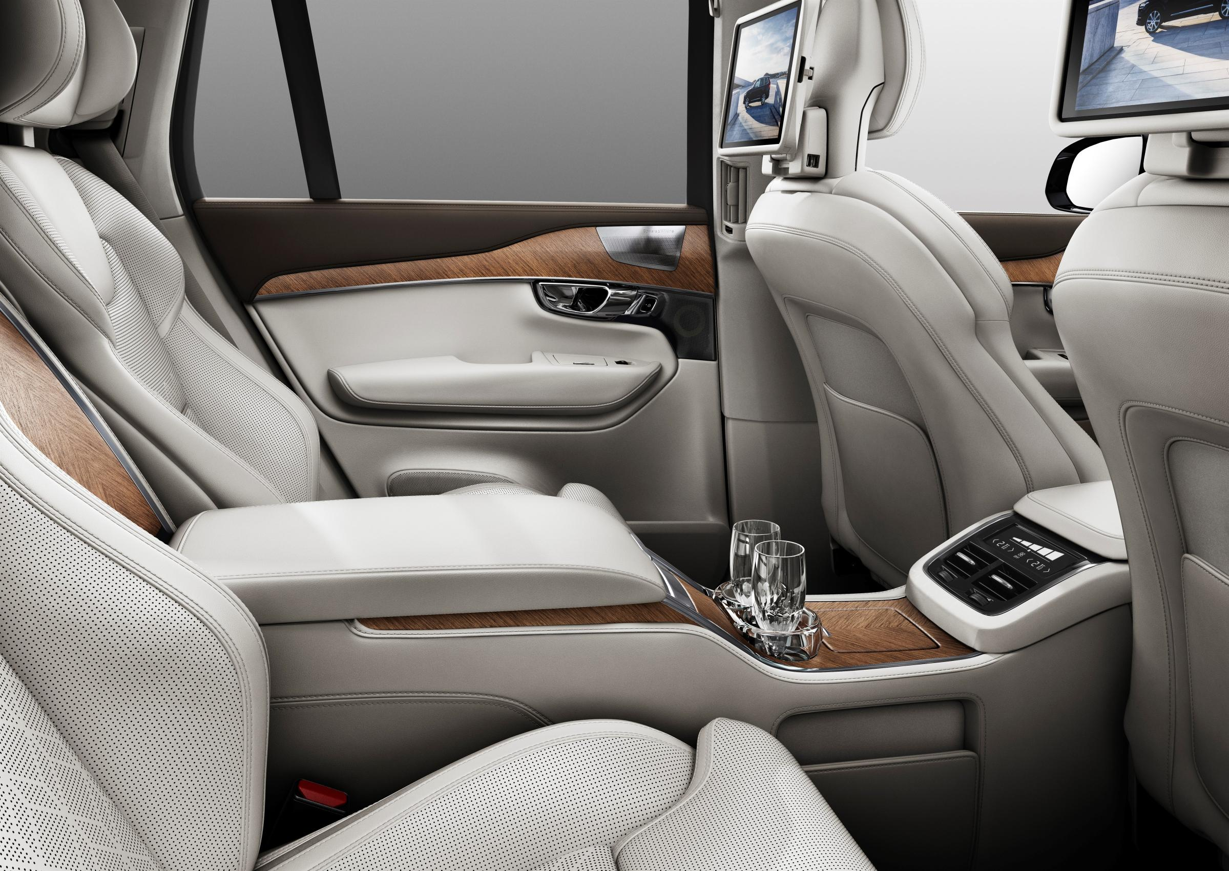 XC90 Volvo - Interior 7 Seater