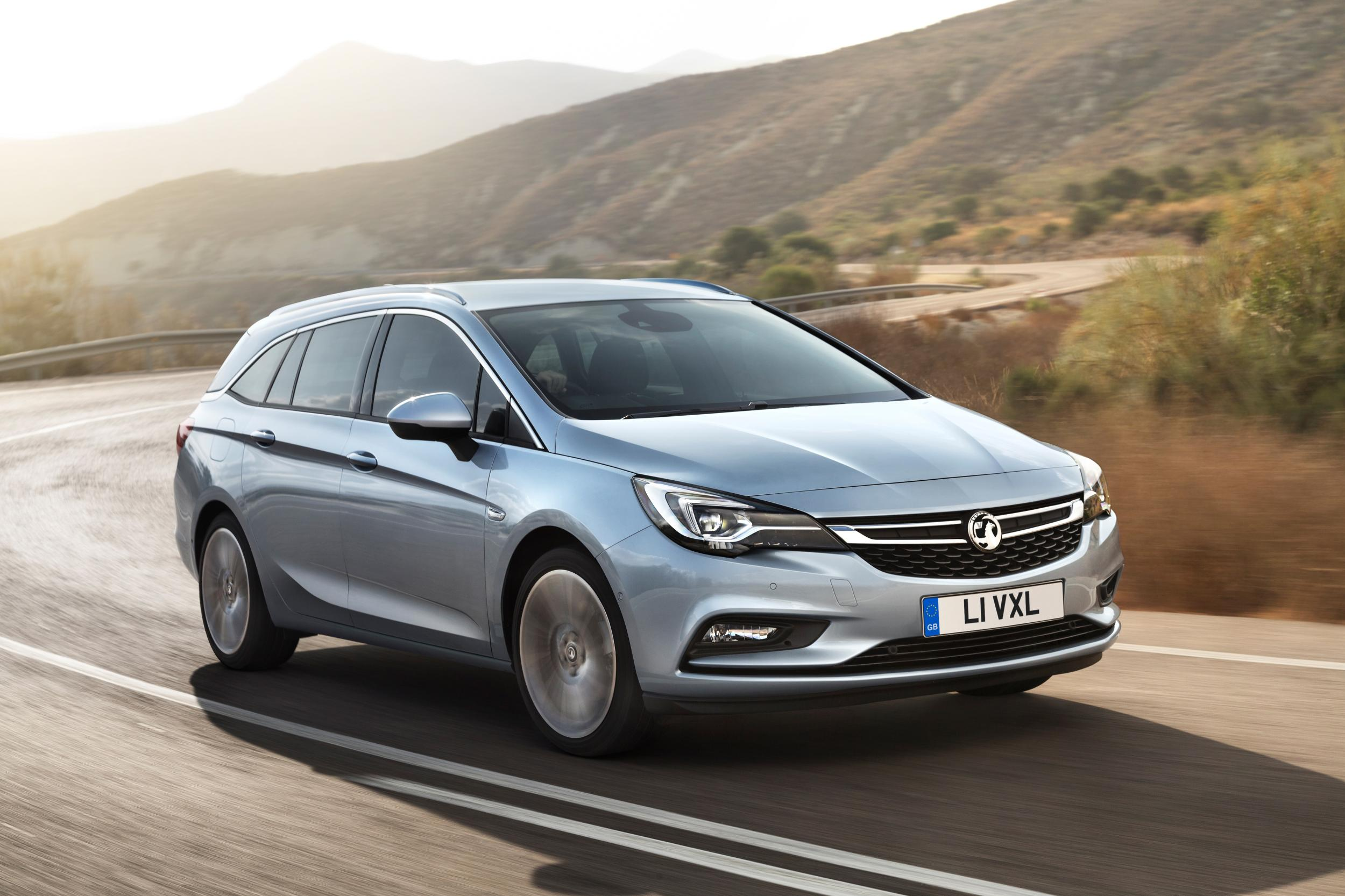 Astra Sports Tourer - Grey