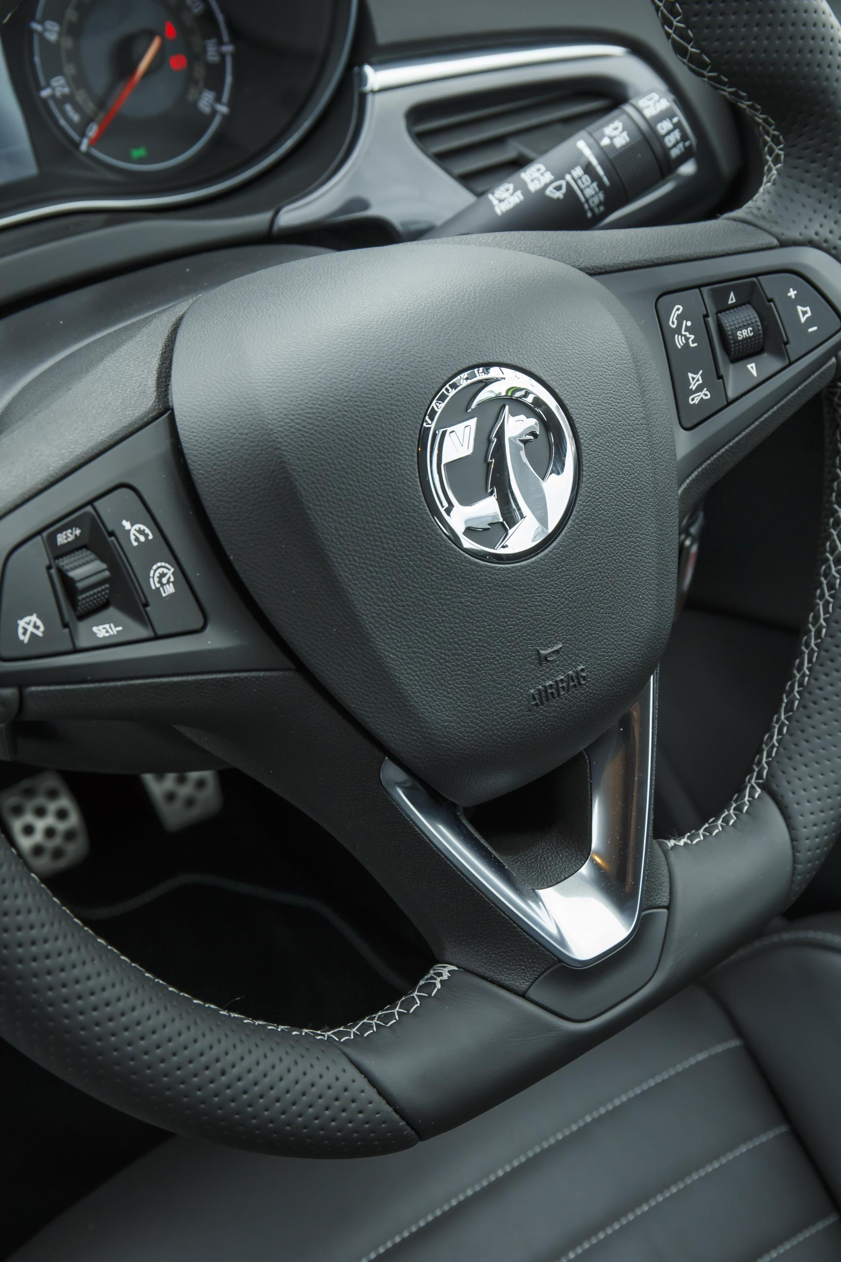 Vauxhall Corsa stirring wheel
