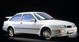 Ford Sierra side view