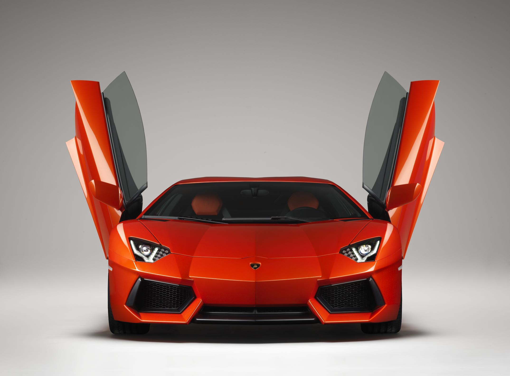 Lamborghini Aventador - The ultimate Mid Life Crisis Machine