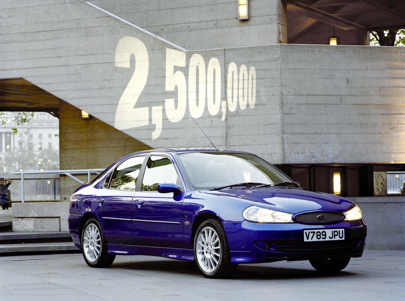 Ford Mondeo Mk 3