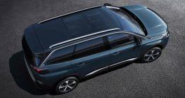 Peugeot 5008 SUV roof