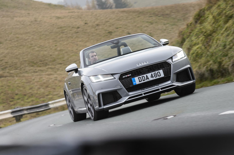 Audi TT RS Great Mid-life Crisis Car