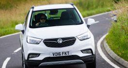 Vauxhall Mokka X Front View