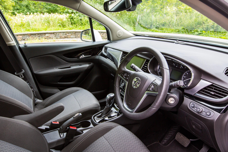 Vauxhall Mokka X Dashboard