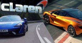 The New McLaren 570s and McLaren 720s