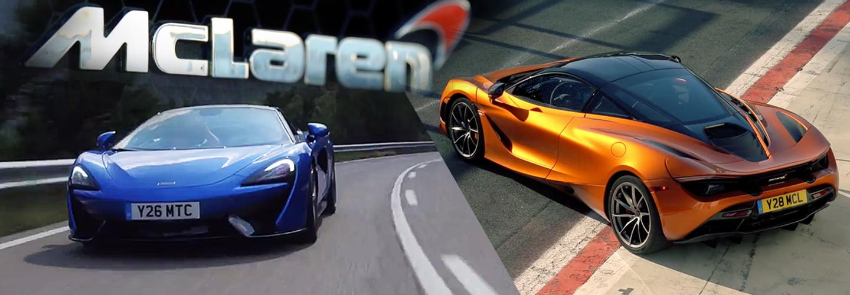 Which is Better? The McLaren 720S or The McLaren 570S Spider?