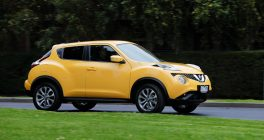 Nissan Juke Ugly Yellow Car