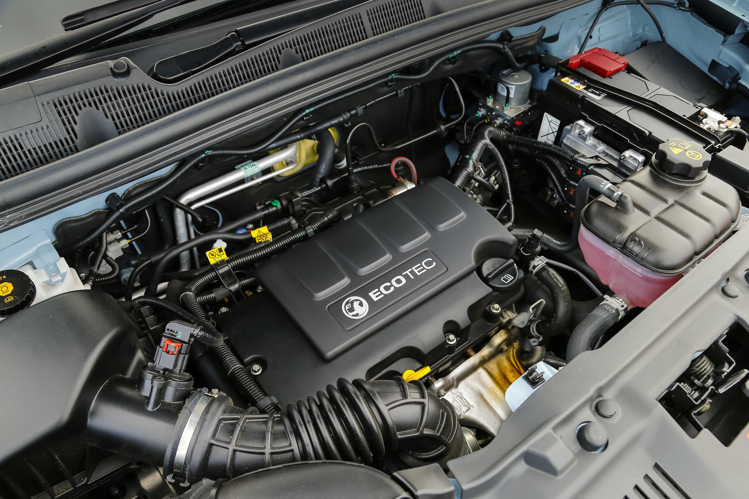 Vauxhall Mokka engine