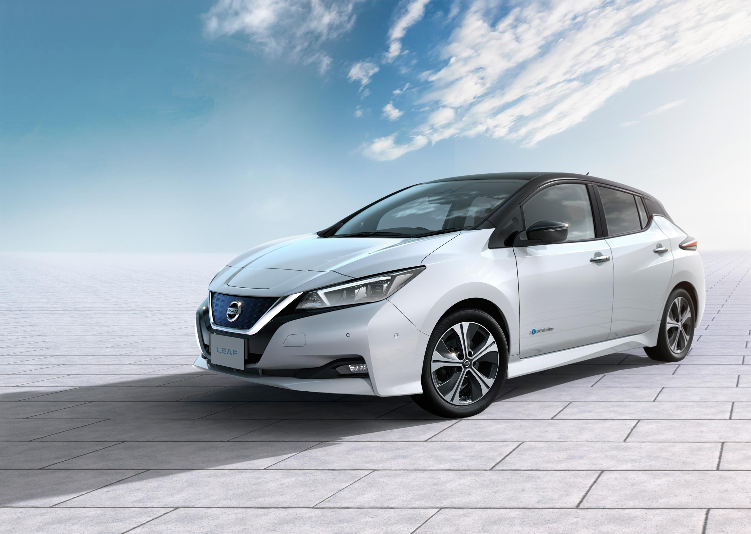 New Nissan LEAF 2018