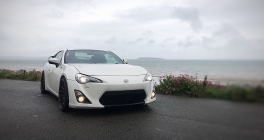 Toyota GT86 front view