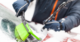 Car Care Winter Snow